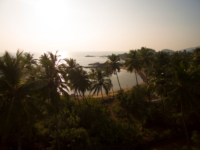 7 Days Aerial and Vinyasa Yoga Retreat in India