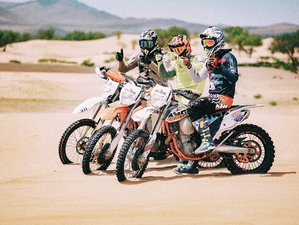 9 Day Sands of Gobi Guided Enduro Motorcycle Tour
