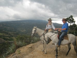 6 Days Private  Tailor-Made Horseback Riding Holiday in Boyacá, Colombia