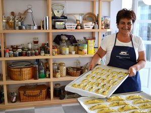 8 Days Greek Cooking Holiday on Poros Island