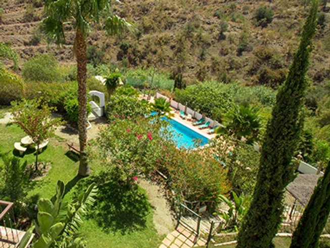8 Tage Balance Scaravelli Yoga Retreat in Andalusien, Spanien
