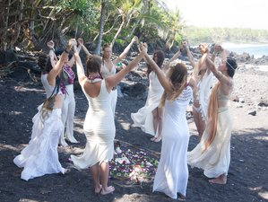 8 Days Radiant Priestess Yoga Retreat in Hawaii