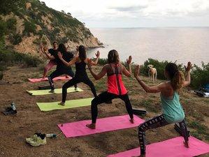 8 Day Reenergizing Yoga Retreat in Tossa de Mar, Girona