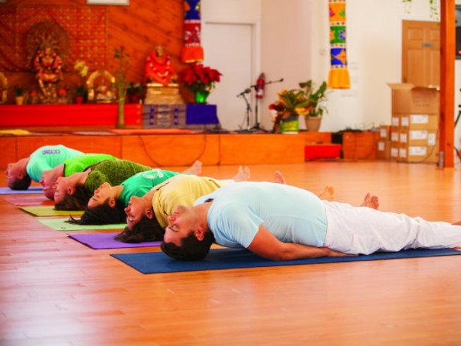 6 Days Beginners Yoga Retreat in California