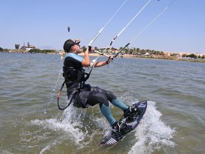 11 Days Beginner Kitesurf Camp in Sicily, Italy