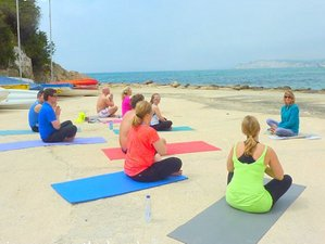 7 Days Relaxing Women's Yoga Holiday in Spain