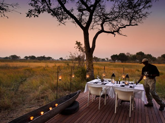 8 Days Adventurous Gourmet Holidays in Botswana