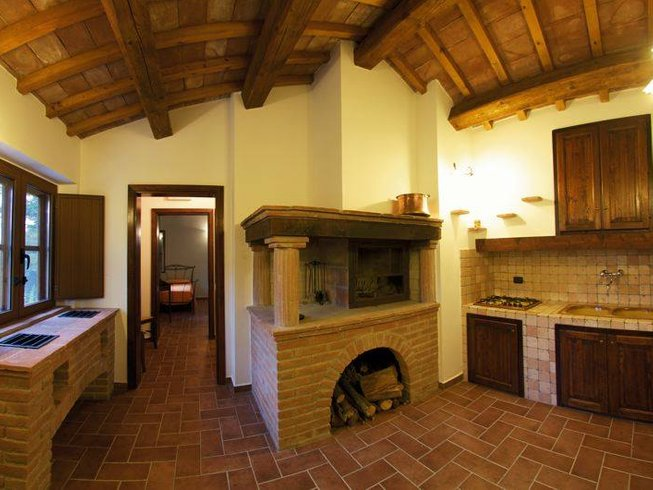 6 Days Cooking Holidays in Umbria