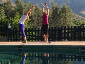 7 Day Yoga & Spanish Immersion Holidays in Órgiva, Granada, Andalusia
