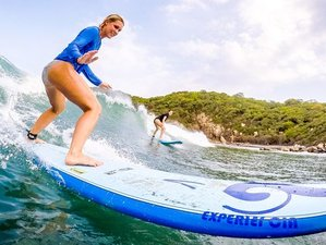 8 Days Yoga and Surf Camp in Puerto Escondido, Mexico