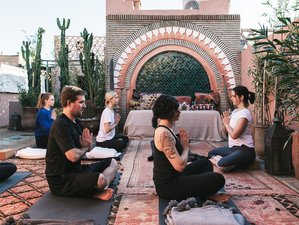5 Day Yoga Retreat in the Heart of Marrakech