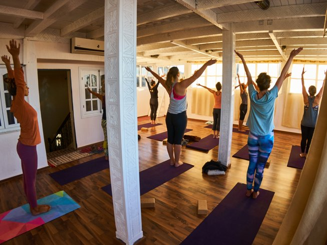 8 Days Surf and Yoga Retreat in Taghazout, Morocco