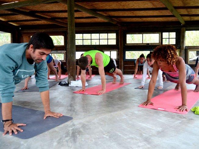 5 Tage Günstiger Yoga Urlaub in Colares, Portugal