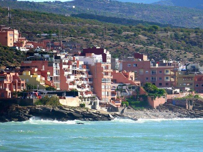 8 Days Morocco Surf & Yoga Retreat with Carine Yani-Sheran Lemaitre