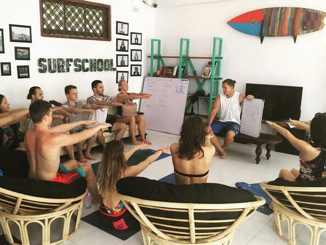 10 Days Exciting Surf Camp Sri Lanka