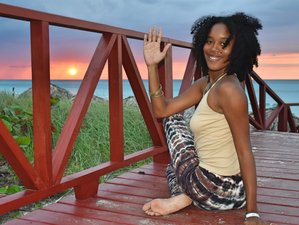 New Year's Discover Cuba Yoga Retreat with the Cuban Yoga Teacher Ludisis Mones