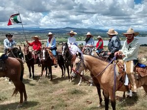 8 Days Exciting Ruta de la Plata Horse Riding Holiday in Mexico