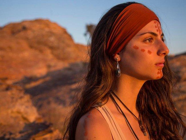 2 Tage Yoga Wüsten Urlaub in Petra, Jordanien