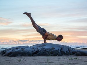 7 Days Surf and Yoga Retreat in Indonesia