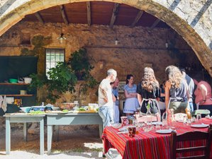 8 Day Cooking Vacation in Vamos, Crete