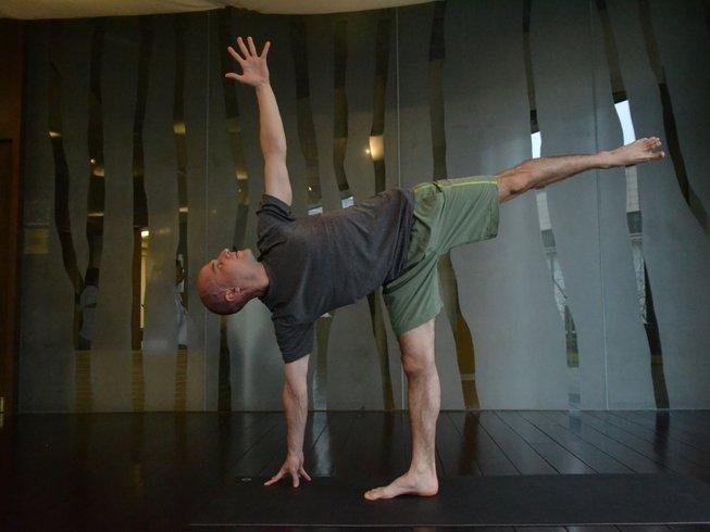 35 jours-230h de formation de professeur de yoga dans la province de Chiang Mai, Thaïlande
