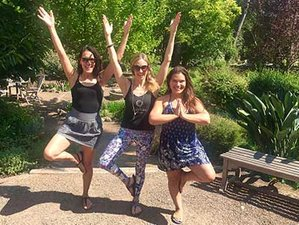 3 Days Weekend Yoga Retreat with Hiking and Wine Tasting in Sonoma, USA