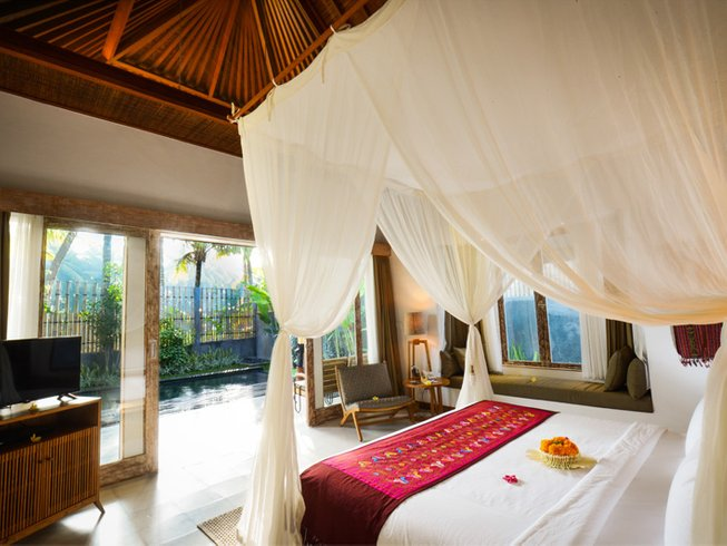 4 Days Relaxing Yoga Retreat in Bali, Indonesia