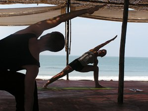 8 Days Yoga Shanti Holiday in Goa
