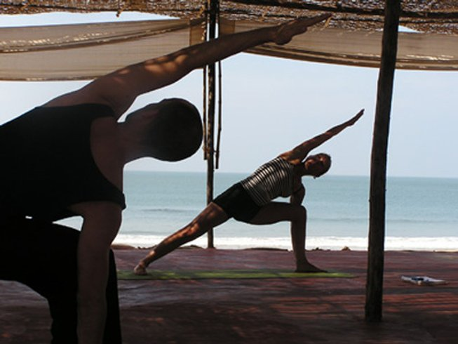 8 Days Shanti Yoga Retreat in Goa, India
