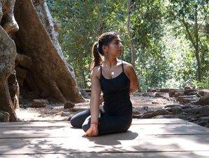 5 Day Ayurveda Cooking, Pranayama, and Ashtanga Yoga Retreat in Luzianes-Gare, Alentejo