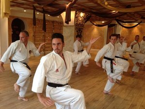 5 Days of Martial Arts Experience in Albir, Spain