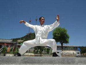 5 Year Mastering Kung Fu in Weihai, Shandong