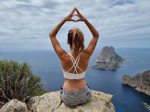 7 Tage Spezial Retreat mit Yoga und Wandern in der Atemberaubenden Natur von Ibiza