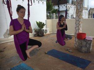 6 Days Aerial Yoga and Detox Retreat in Bogaz, Northern Cyprus