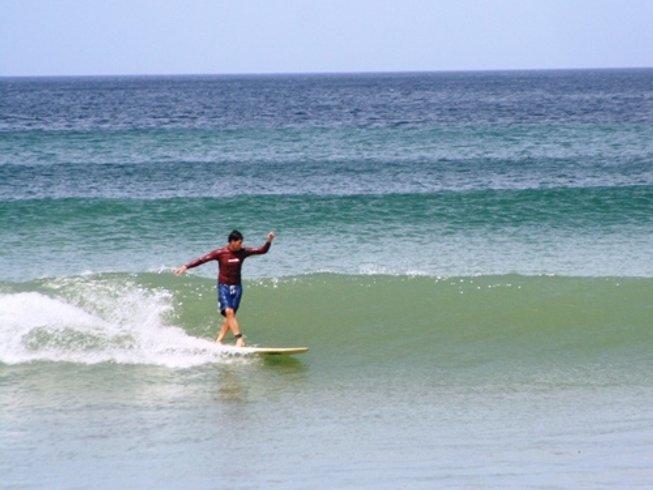 8 Days Nicaragua Surf Camp in Playa Maderas