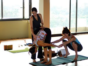 8-Daagse Relaxte Yoga Retraite in Costa Rica