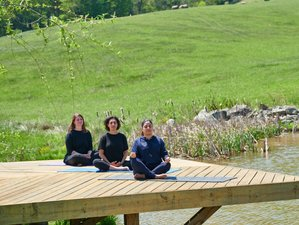 7 Day Wellness and Yoga Holiday in the Appalachian Mountains, Virginia