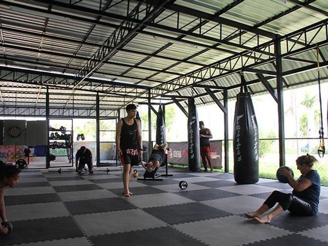 1 Month Fitness and Weightloss Bootcamp in Chiang Mai, Thailand