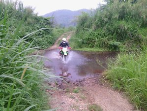 2 Days Guided Enduro Tour to the highest peak of the Sri Lanna National Park, Northern Thailand