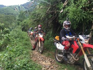 7 Day Northern Vietnam Guided Off-Road Guided Motorbike Tour to Sapa
