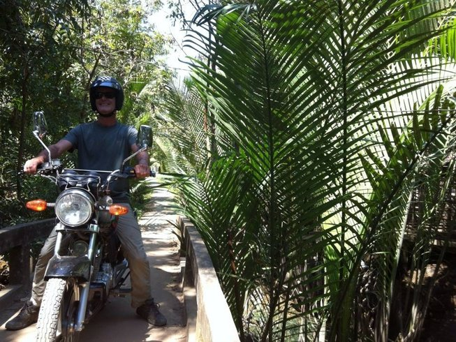 3 Days Ben Tre and Can Tho Motorbike Tour Vietnam