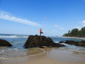 8 Days Multi-Style Yoga Retreat in Weligama, Sri Lanka
