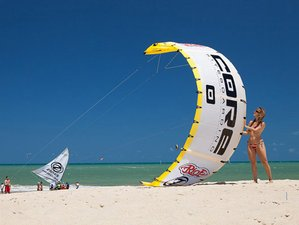 10 Days Downwind Kite Safari from Tatajuba to Atins, Brazil