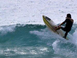 8 Days Guided Surf Camp in Praia da Luz, Lagos, Portugal