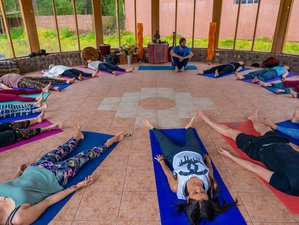22 Tage 200-Stunden Anden Erfahrung Yogalehrer Ausbildung in Pisac, Sacred Valley von Peru