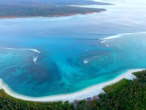 Yoga and Surf Resort in Mentawai, Indonesia