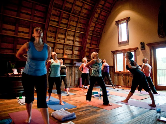 4 Days Cowgirl Yoga Retreat in Montana, USA