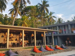 4 Day Surf, Meditation, and Yoga Holiday in Hiriketiya, Matara
