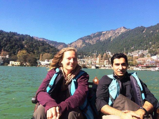 7-Daagse Yogavakantie aan de voet van de Himalaya