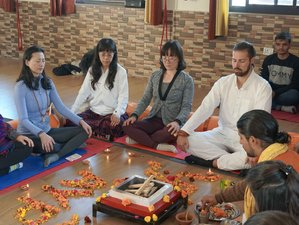 200 Hour Inner Kundalini Activation Yoga Teacher Training in Rishikesh, India